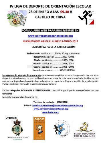 CHIVA 2017 CARTEL 1