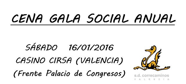 GALA SOCIAL 2016