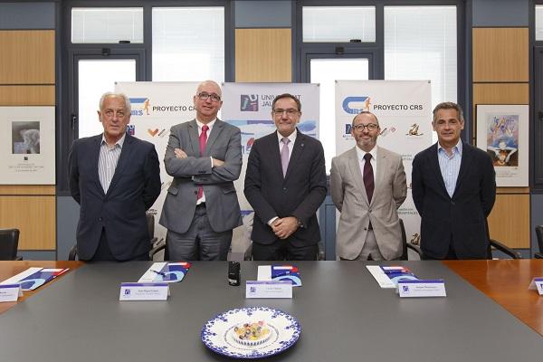 Conveni Fundació Trinidad Alfonso, Hospitales Nisa i Correcaminos